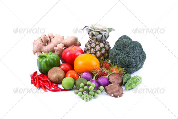 healthy set - Stock Photo - Images