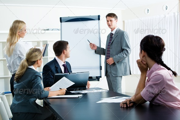 Seminar - Stock Photo - Images