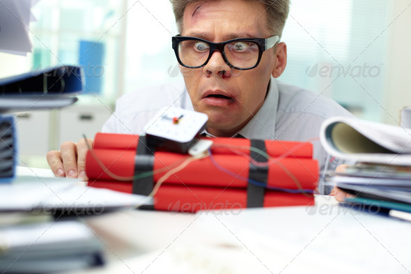 Alert - Stock Photo - Images