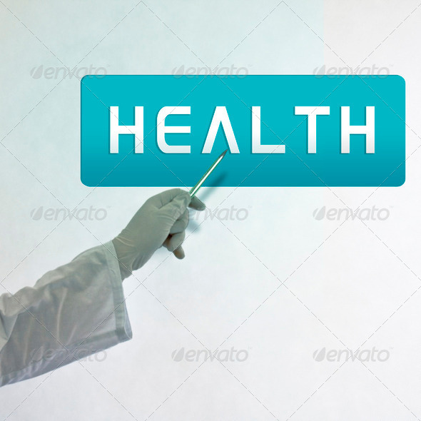 Health Sign - Stock Photo - Images