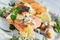 Roast salmon - fish - PhotoDune Item for Sale