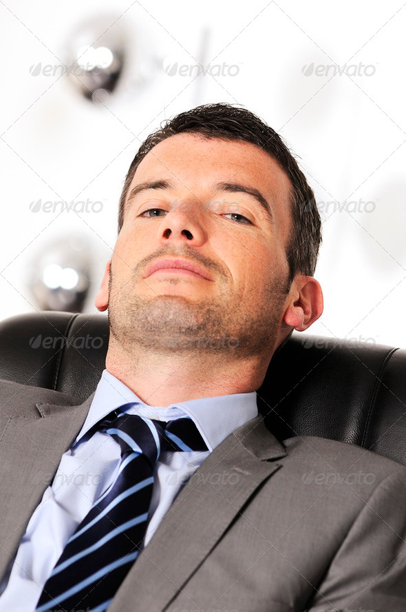 taking break - Stock Photo - Images