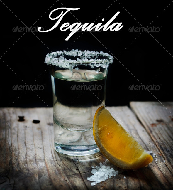 Tequila - Stock Photo - Images