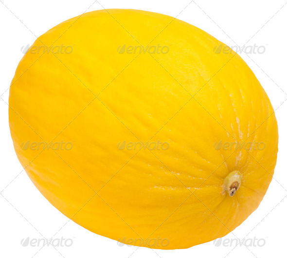 Honeydew Melon - Stock Photo - Images