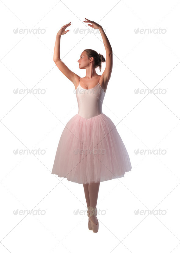 Classical ballerina - Stock Photo - Images