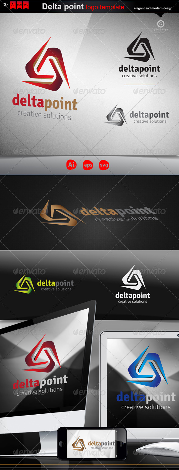 GraphicRiver Delta point 3346546