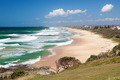 Caloundra beach from Point Cartwright, Queensland - PhotoDune Item for Sale