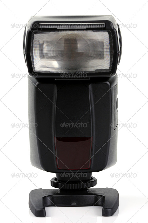 Camera Flash - Stock Photo - Images