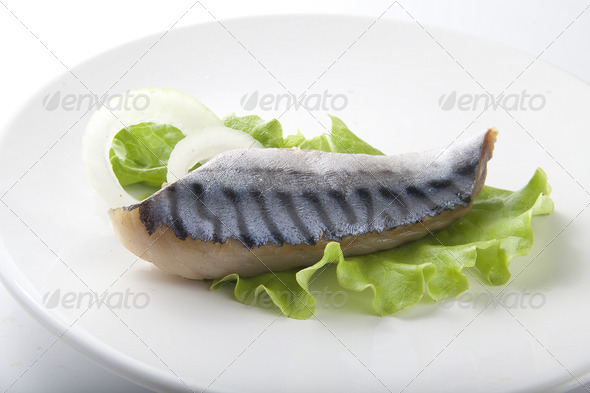 Jack mackerel - Stock Photo - Images