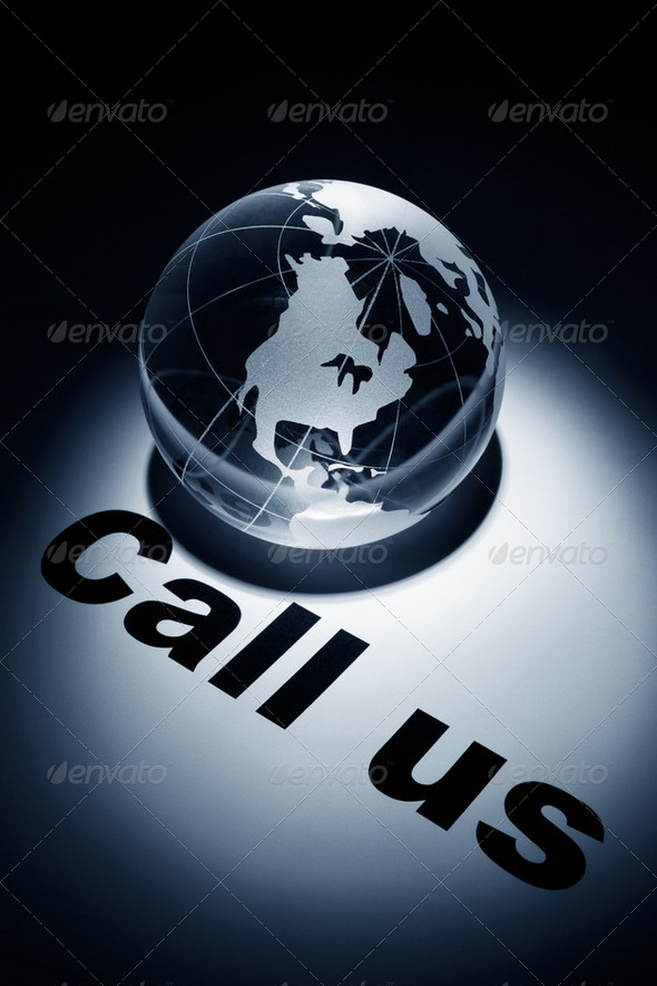 Call us - Stock Photo - Images