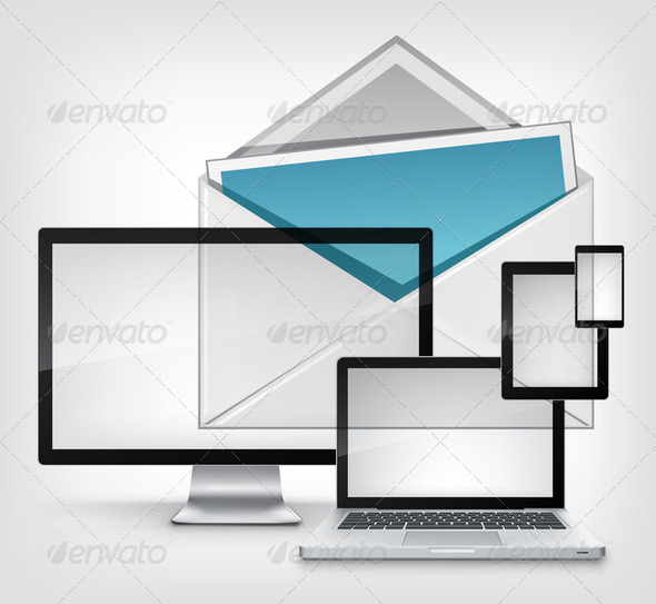 Mail Concept - Stock Photo - Images