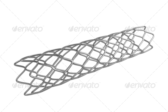 Stent - Stock Photo - Images