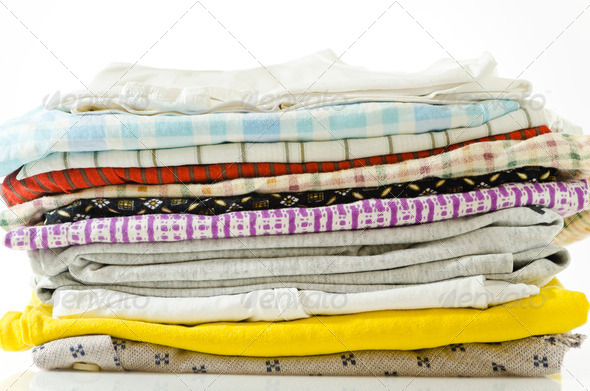 Used Underwear - Stock Photo - Images