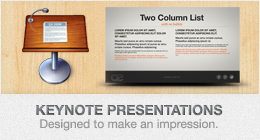 Keynote Templates