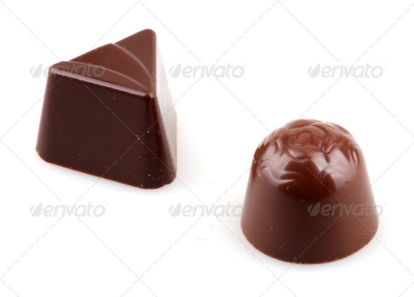 Chocolates - Stock Photo - Images