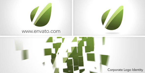 After Effects Project - VideoHive Corporate Logo Identity 3347016