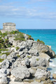Mayan Ruins at Tulum in Mexico - PhotoDune Item for Sale