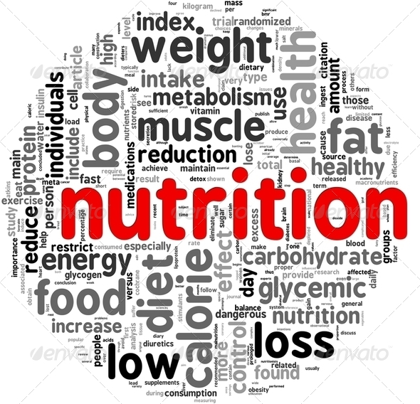 PhotoDune Nutrition concept in tag cloud 2307019