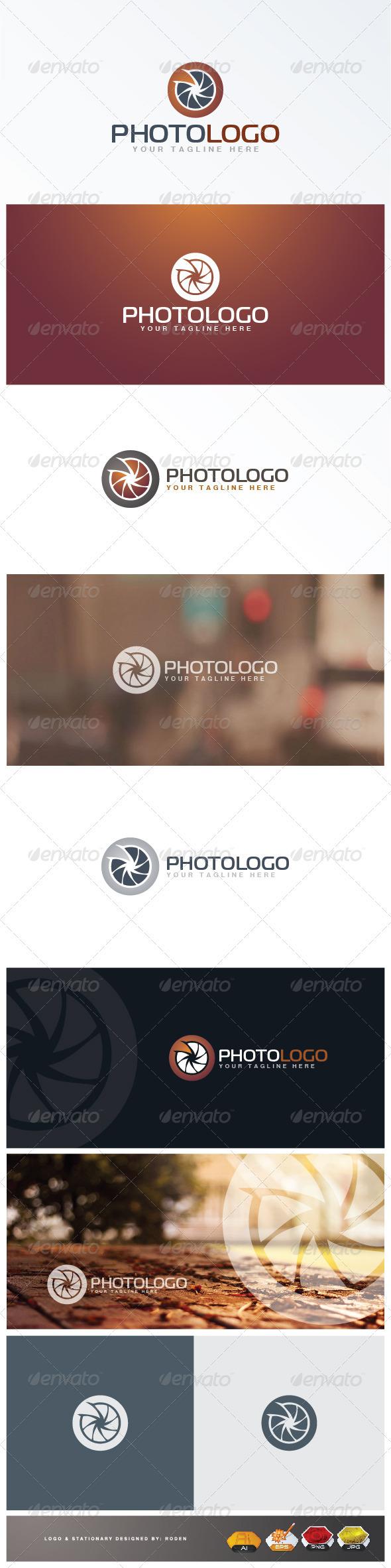 GraphicRiver Photo studio logo 3347204