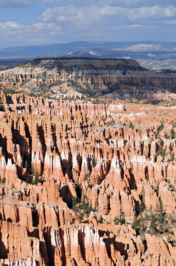 Bryce Canyon - Stock Photo - Images