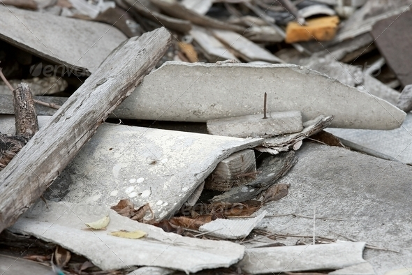 Debris - Stock Photo - Images