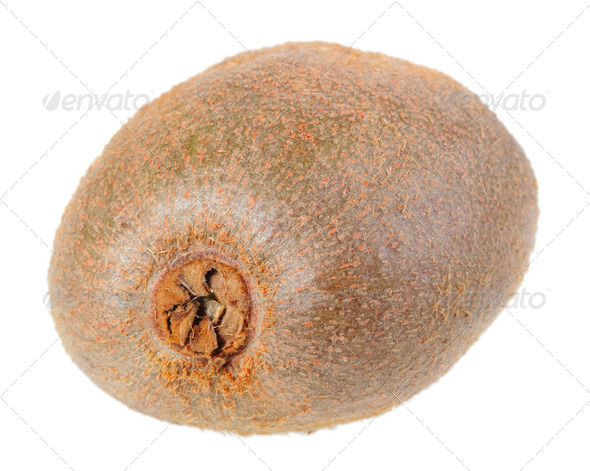 Fresh full fruit of kiwi - Stock Photo - Images