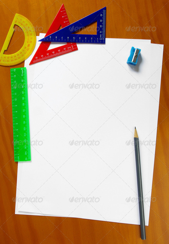School Gear - Stock Photo - Images