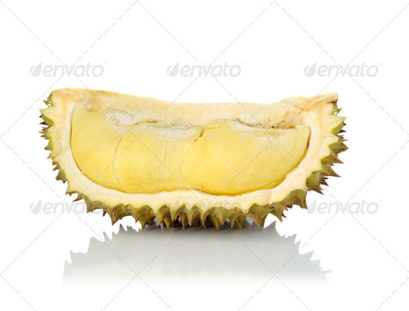King of fruits, durian  - Stock Photo - Images