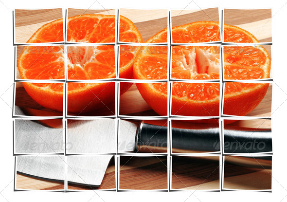 Tangerine - Stock Photo - Images