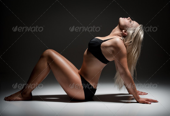 fitness body - Stock Photo - Images