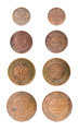 Isolated Old Russian Coins - PhotoDune Item for Sale