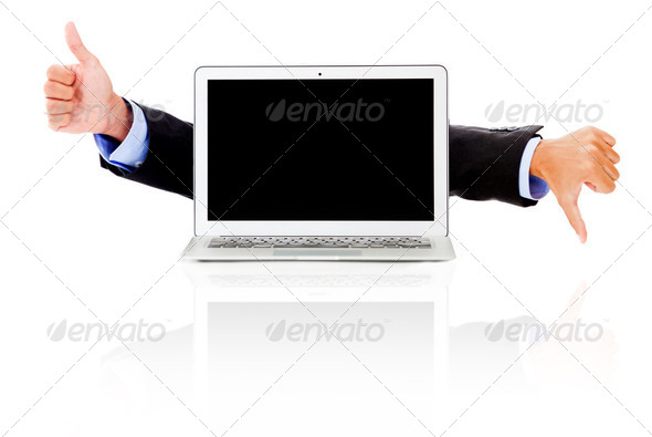 Like or dislike - Stock Photo - Images