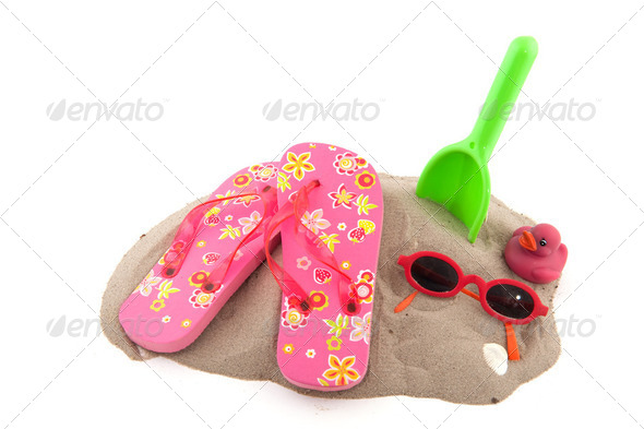 sandals - Stock Photo - Images