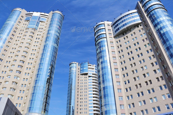Skyscraper - Stock Photo - Images