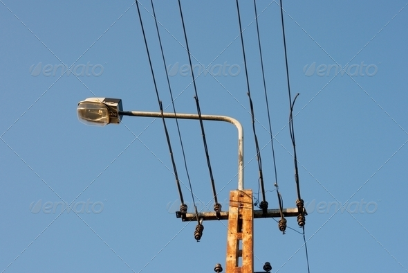 Streetlight - Stock Photo - Images