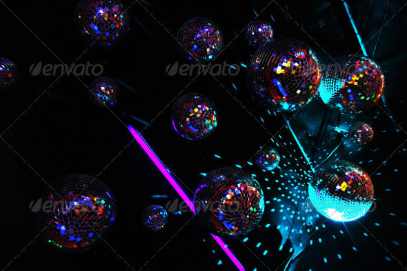 PhotoDune Disco Balls 2343561