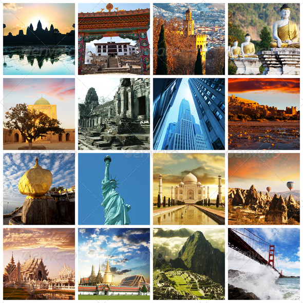 World view - Stock Photo - Images