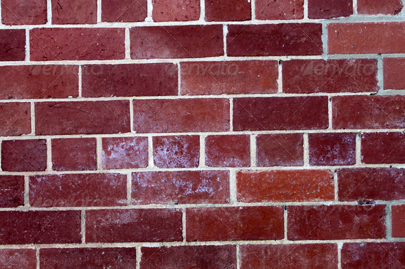 Old brick wall - Stock Photo - Images