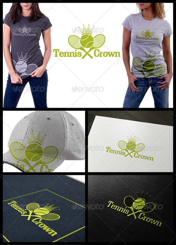 GraphicRiver Tennis Crown 3349993