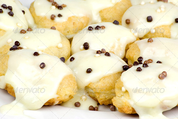 eclairs - Stock Photo - Images