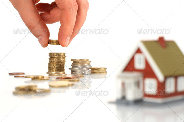 Housing concept. - Stock Photo - Images