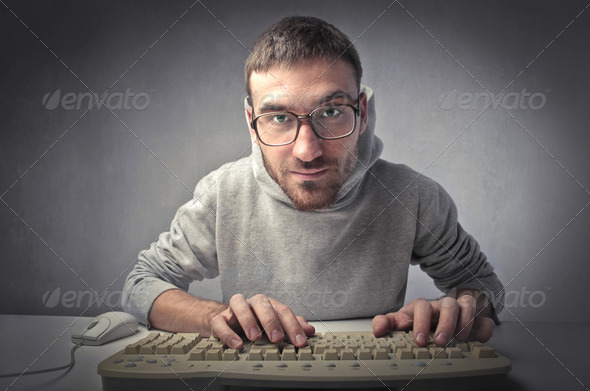 Computer - Stock Photo - Images