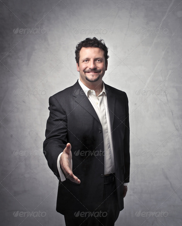 Welcome - Stock Photo - Images