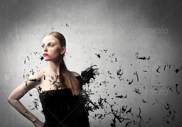 Creative fashion - Stock Photo - Images