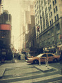 New York city. Street. Old style image - PhotoDune Item for Sale