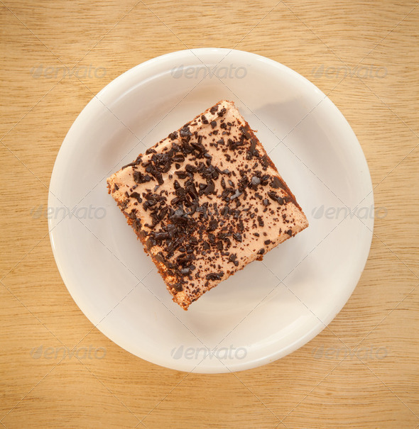 chocolate cake - Stock Photo - Images