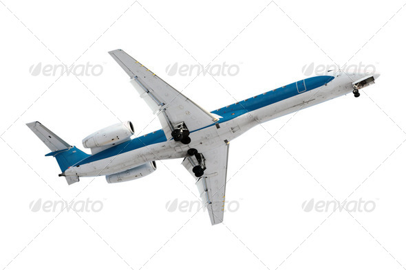 airplane - Stock Photo - Images