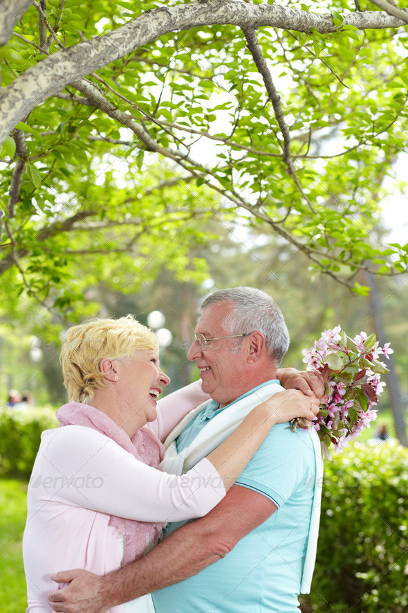 Happy moment - Stock Photo - Images