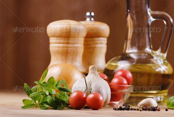 Fresh vegetables - Stock Photo - Images