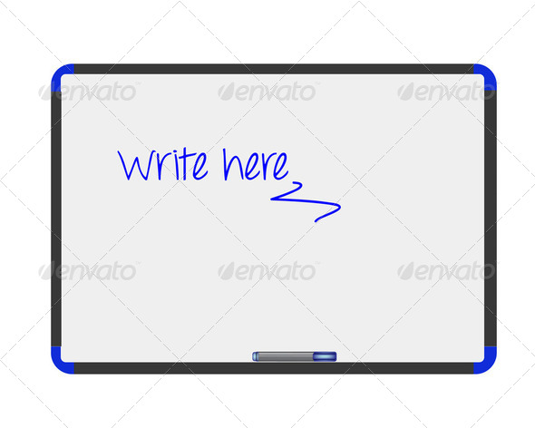White board - Stock Photo - Images